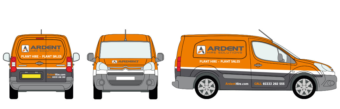 Ardent Livery Citreon