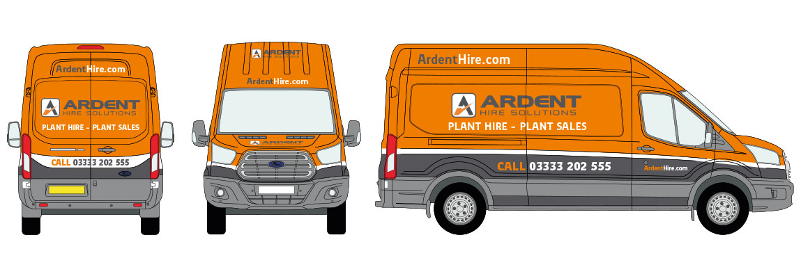 Ardent Livery Ford