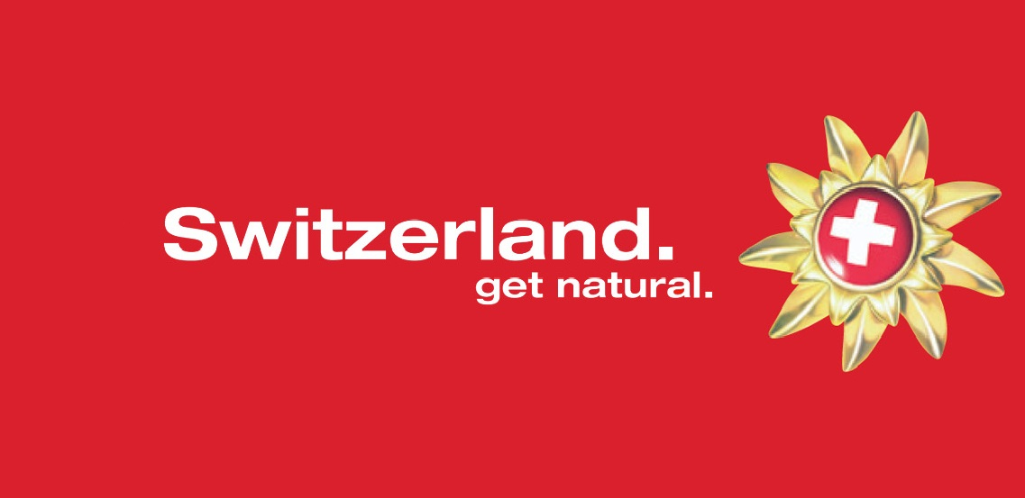 Swiss Tourist board logo