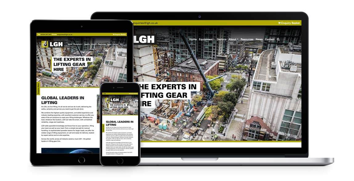 LGH Website